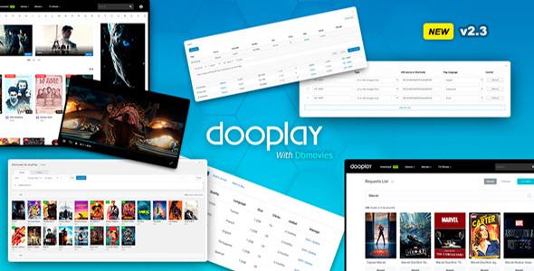 DooPlay - WordPress Theme for Movies and TVShows