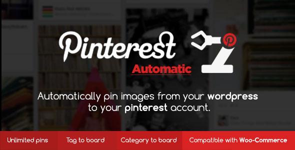 Pinterest Automatic Pin