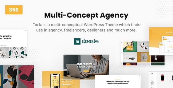 Torfa - Multi-Concept Agency Theme